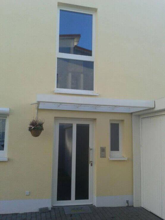 Fenster und Türen Hausneubau