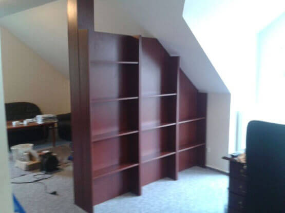 regalsystem fenster t renbau nachtwey. Black Bedroom Furniture Sets. Home Design Ideas