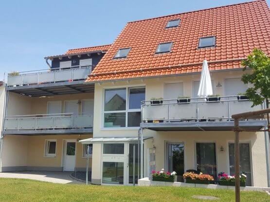 Fenster für Einfamilienhaus